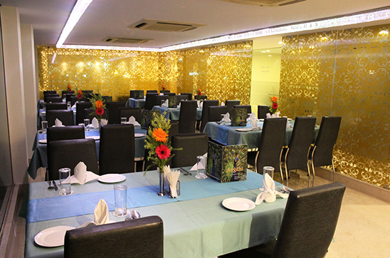 Angithi Restaurant with a new look at Mayur Residency, Kolkata