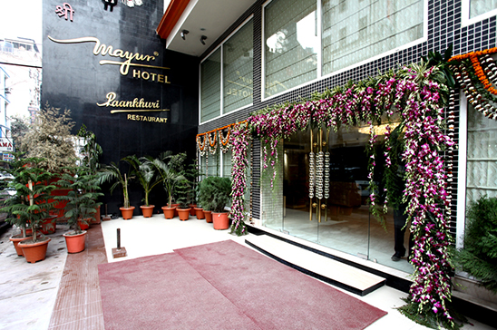 Mayur Hotel opened in New Delhi on 11th February, 2012.